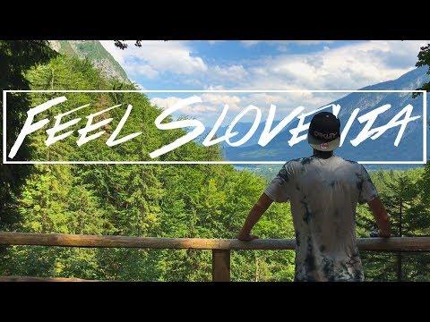 Feel Slovenia - Road Trip | GoPro, DJI Mavic Pro, iPhone 7