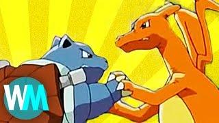 Top 10 KRASSE Pokémon-KÄMPFE ✓