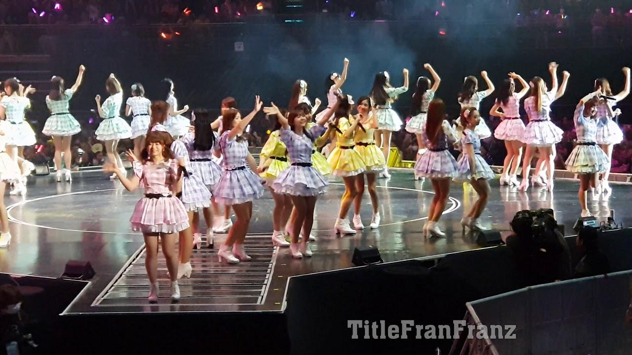 AKB48 Group AsiaFestival 2019 [ After rain + Everyday, Kachuusha ] HD 4k