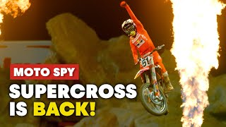 The Most Unique Season Ever | Moto Spy Supercross S5E1