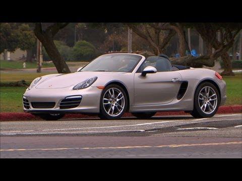 Car Tech - 2013 Porsche Boxster