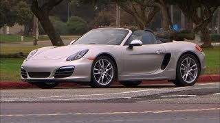 Car Tech - 2013 Porsche Boxster