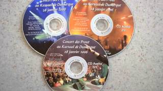 LES PROUT - Concert au Kursaal de Dunkerque 2006 - CD 1