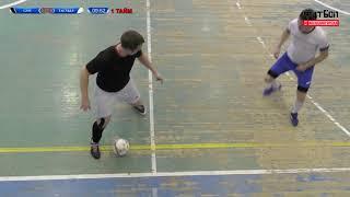 GSW ТАСХЫЛ Первенство Железногорска по мини футболу 2020 2021гг 3 ТУР 05 12 2020г