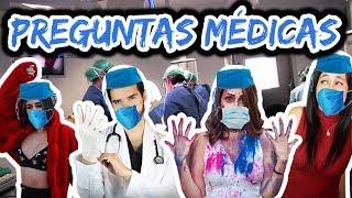 PREGUNTAS MÉDICAS A YOSSTOP | QUEFISHTV | LENGUASDEGATO | DOCTOR VIC