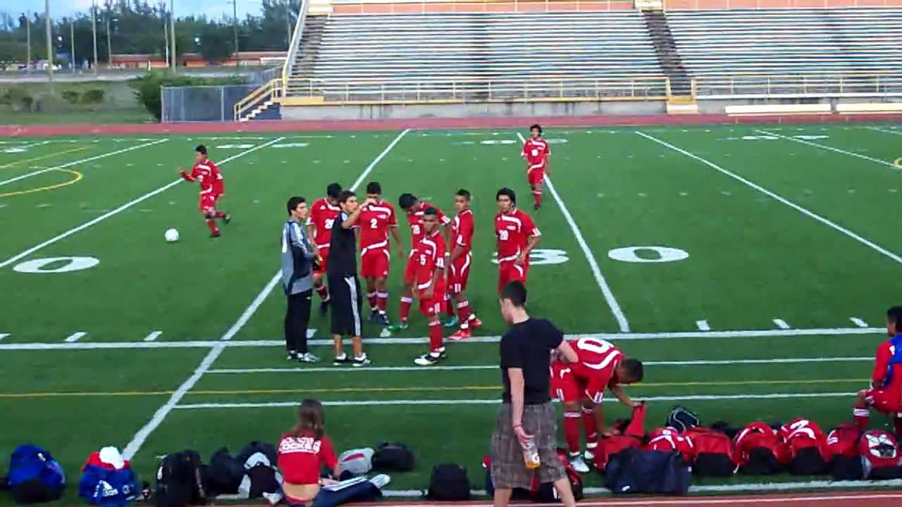 Miami Beach Senior High 2009 Soccer