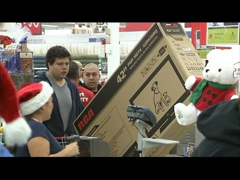 Americans Rush to Get the Best Holiday Deals