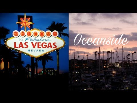 Las Vegas + Oceanside (California) #9  exchange year