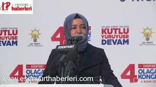 Esenyurt Ak Parti 4. Olağan Kongresi Gerçekleştirildi..