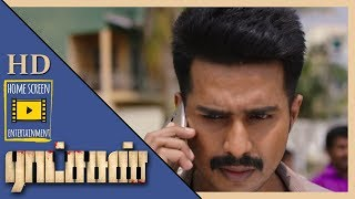 Vishnu Vishal finds the auto driver | Ratsasan Movie Scenes | Police investigate auto driver