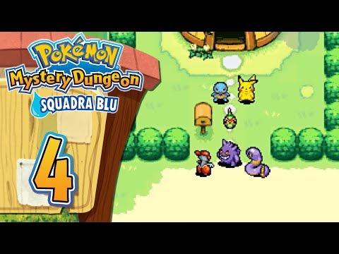 Pokemon Mystery Dungeon Squadra Blu ITA [Parte 4 - Team Perfidia]