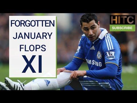 Forgotten January Transfer Window Flops XI