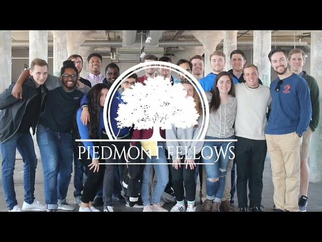Piedmont Fellows LinkedIn Highlight Video