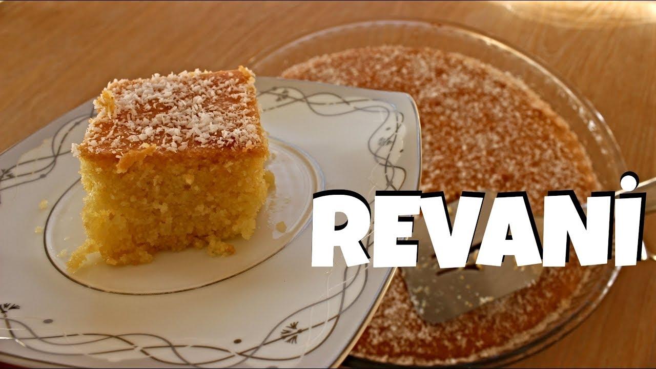 Yağsız Revani
