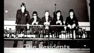 The Residents - live - When My Dreamboat Comes Home
