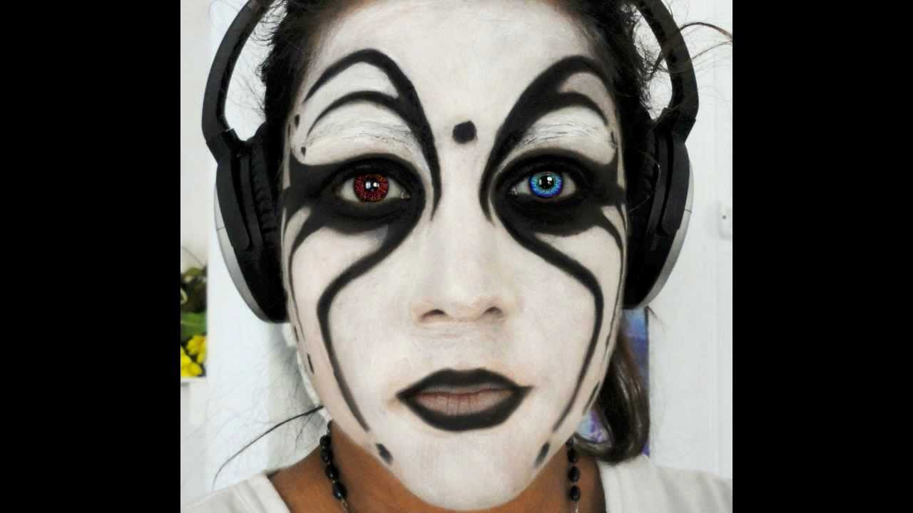 black and white face paint  eBay