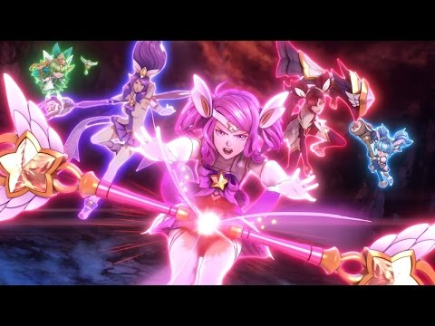 Burning Bright - Star Guardian Music Video【1 HOUR】