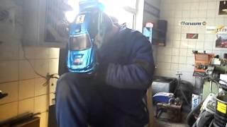 Perda opravář - oprava kastle závodního vozu 1.díl