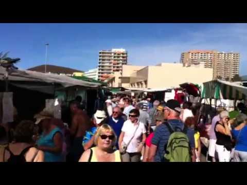 Los Cristianos Market place