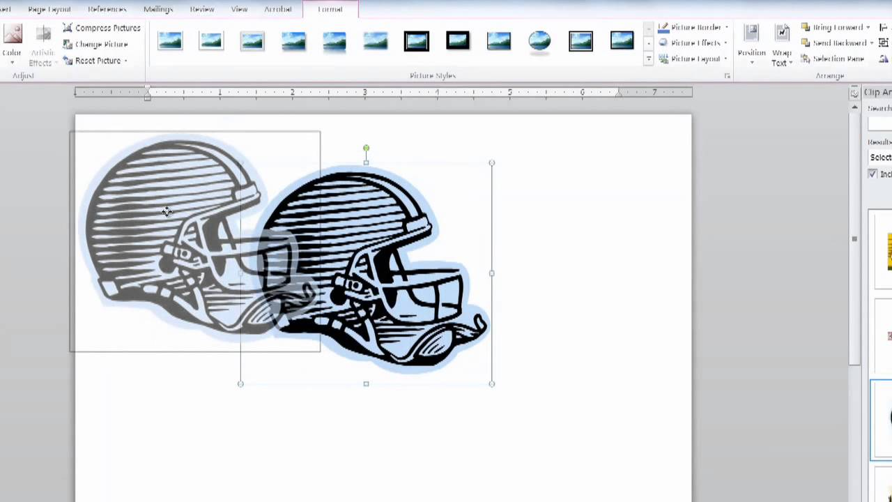 How To Create A Logo With Microsoft Office Using MS Word