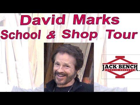 David Marks School & Shop Tour