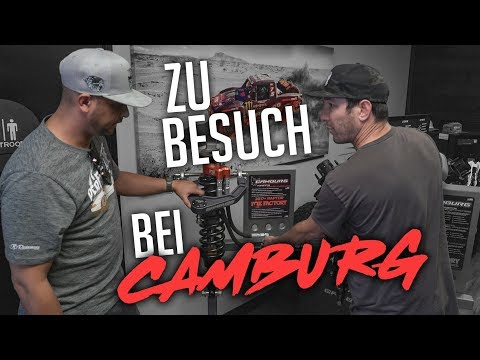 JP Performance - Zu Besuch bei Camburg! | Ford Raptor