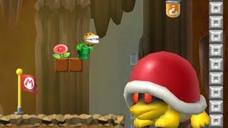 New Super Mario Bros. Wii Piranha Plant´s Adventure - Walkthrough -  #2