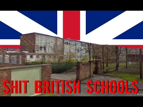 How To Tell If You Went To A Sh#t British Secondary School #1