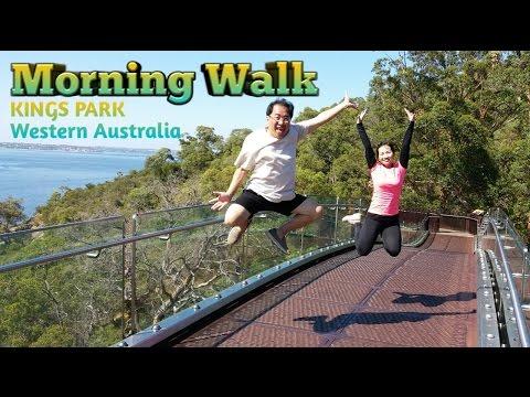 Perth, WA | Kings Park Morning Walk