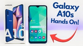 Samsung Galaxy A10s - Hands on & First Impressions! (Only $134)