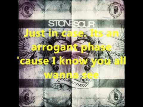 Mission statement- Stonesour