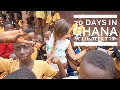 Volunteer Trip To Ghana, Africa: Life Changing 30 Days
