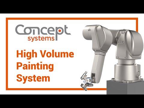 OnRobotics High Volume Automated Painting System