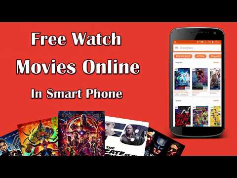Best Android Apps To Watch Movies Online 2018 - 2019