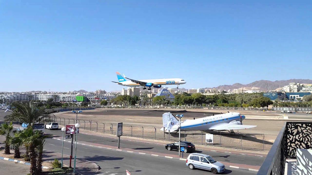 Resultado de imagen para Eilat Airport
