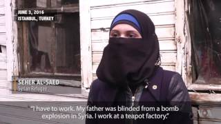 Download Video Syrian Refugee Girl Faces Harsh Life in Turkey MP3 3GP MP4