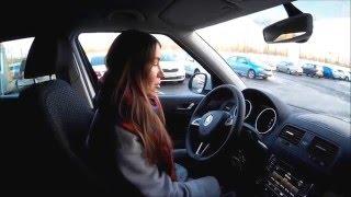 Покупка нового автомобиля Skoda Yeti