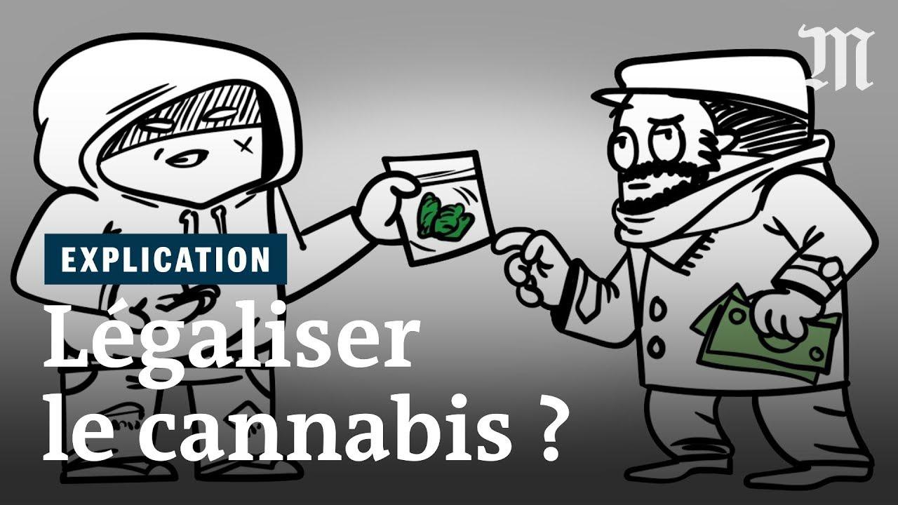 Youtube Video: Cannabis : la légalisation est-elle moins coûteuse que l'interdiction ?