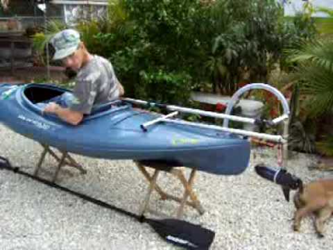 Electric Kayak Wilderness Systems Critter 9 Ft
