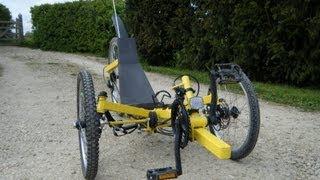 DIY Warrior Tadpole Trike