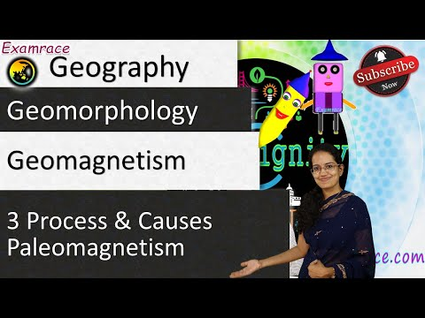 Geomagnetism - 3 Process and Causes; Paleomagnetism