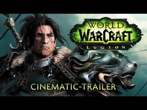 World Of Warcraft: Legion Cinematic-Trailer (DE)