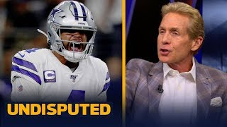 Skip Bayless reacts to the Dallas Cowboys' Week 1 win against the New York Giants | NFL | UNDISPUTED