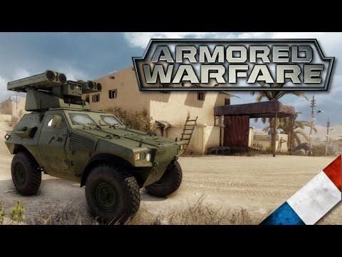 Armored Warfare - Chars Français - AMX-10P - ERC 90 F4 - VBL