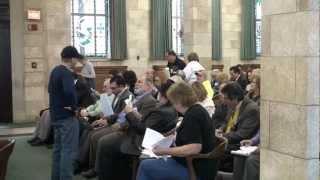 Gun Control Hearing at New Jersey Legislature 2-13-13