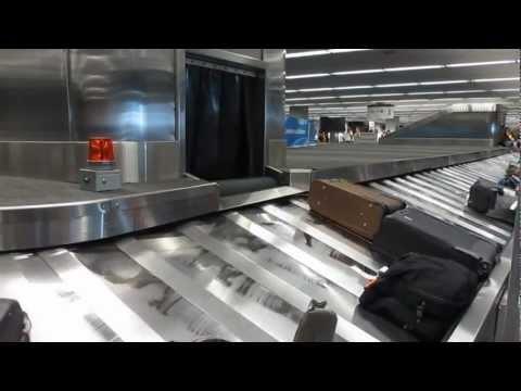 Baggage Claim San Francisco International Airport California