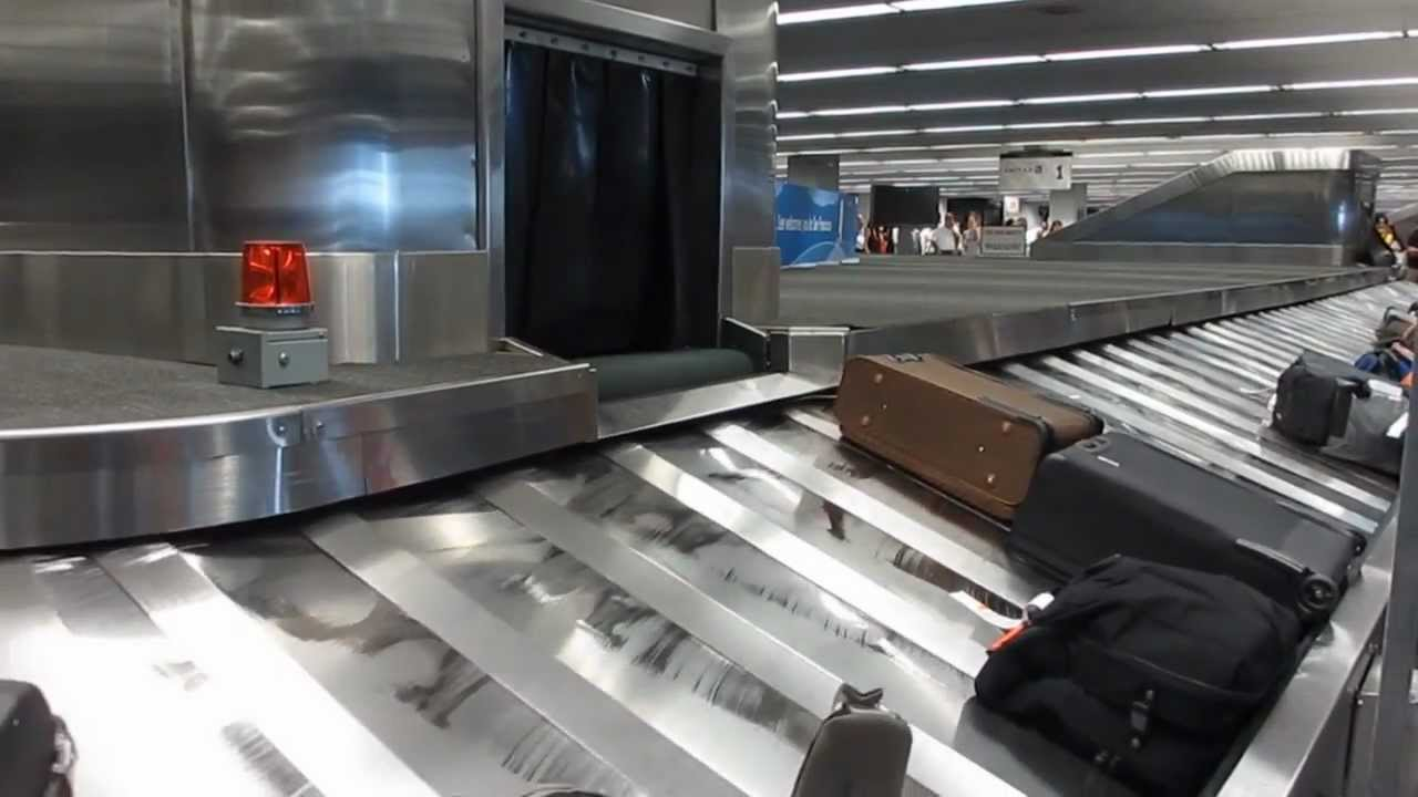 Baggage Claim San Francisco International Airport