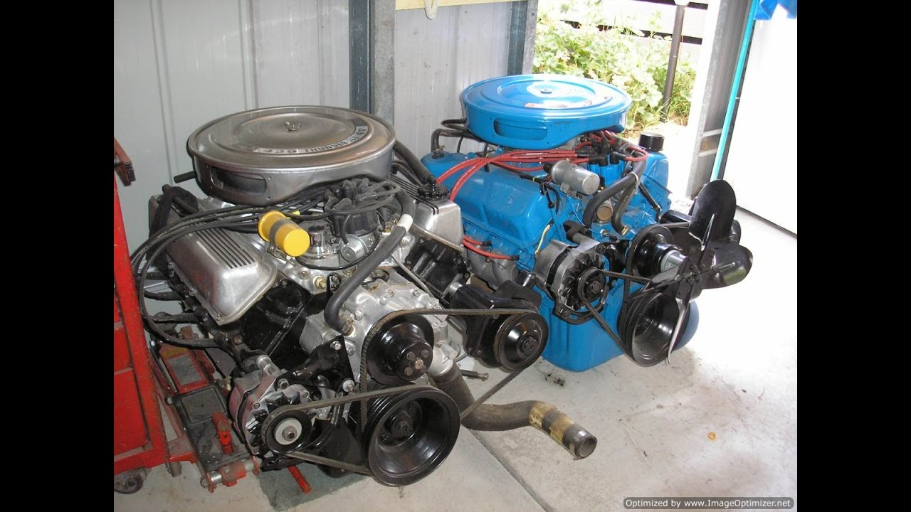 Rebuilding the V8  The Engine of Choice; 351 Cleveland Part 1  YouTube