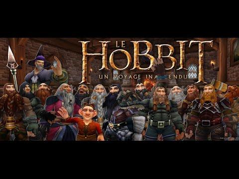 «Le Hobbit: Un Voyage inattendu» - Bande-annonce dans le style de World of Warcraft poster