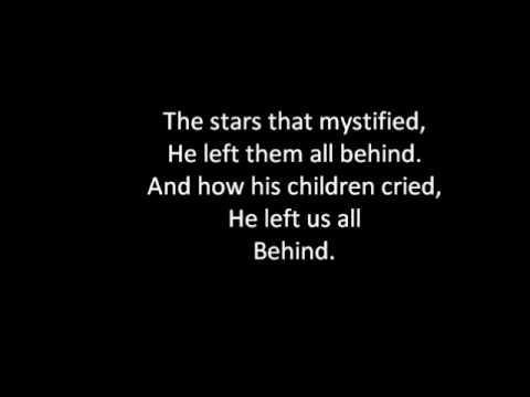 AFI Miss murder Lyrics HQ